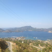 8/26/2013 tarihinde Meltem M.ziyaretçi tarafından Bozburun Sahil Yolu'de çekilen fotoğraf