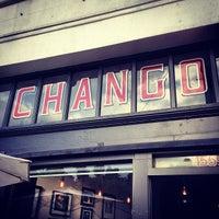 Das Foto wurde bei Chango Coffee von Rudy E. am 3/22/2013 aufgenommen
