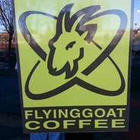 2/26/2013にJames G.がFlying Goat Coffeeで撮った写真