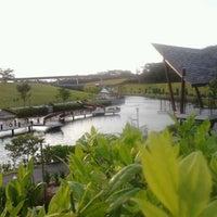 Снимок сделан в Punggol Waterway Park пользователем 💋JuWieZy™ V. 8/30/2012