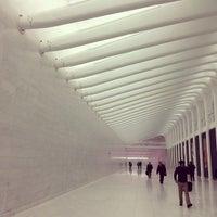 10/29/2013에 Michelle D.님이 World Trade Center Transportation Hub (The Oculus)에서 찍은 사진