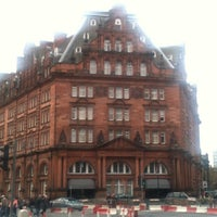 Waldorf Astoria Edinburgh The Caledonian Haymarket Princes St