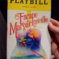 Foto tirada no(a) Marquis Theatre por Connor D. em 5/19/2018