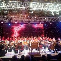 6/12/2013 tarihinde Elif E.ziyaretçi tarafından Bursa Açık Hava Tiyatrosu'de çekilen fotoğraf