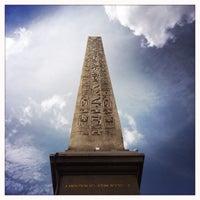 Das Foto wurde bei Obelisk von Luxor von Scott C. am 6/12/2015 aufgenommen
