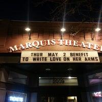 5/3/2013 tarihinde Thomas Cole O.ziyaretçi tarafından Marquis Theatre'de çekilen fotoğraf