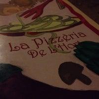 Foto tomada en La Pizzeria de l'Hort por Fernando R. el 6/27/2014