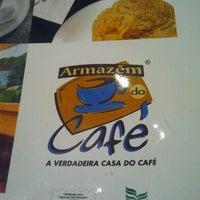 Foto tirada no(a) Armazém do Café por Bruna C. em 5/21/2013