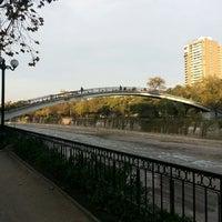 5/1/2013 tarihinde Veronica F.ziyaretçi tarafından Puente Peatonal Condell'de çekilen fotoğraf