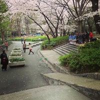 3/24/2013にhiroが新宿中央公園で撮った写真