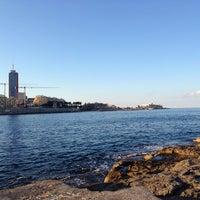 Photo prise au Gardens Sliema Sea Front par Anja M. le11/22/2014