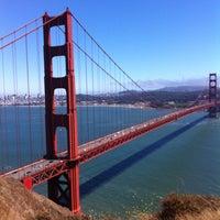 Das Foto wurde bei Golden Gate Bridge von Michael P. am 6/16/2013 aufgenommen