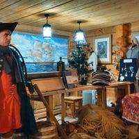 Foto scattata a Историческая верфь «Полтава» da Андрей К. il 12/21/2014