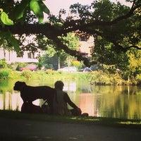 7/15/2013にbellatrix b.がフォンデル公園で撮った写真