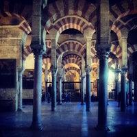 5/22/2013 tarihinde Andrea M.ziyaretçi tarafından Mezquita-Catedral de Córdoba'de çekilen fotoğraf