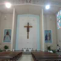 4/17/2014 tarihinde Sergio M.ziyaretçi tarafından Igreja Santa Rita de Cássia'de çekilen fotoğraf