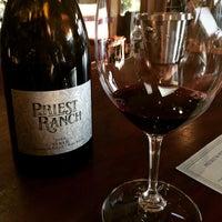 Das Foto wurde bei Priest Ranch Wines von Brian P. am 4/9/2015 aufgenommen