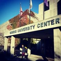 Das Foto wurde bei Norris University Center von Pat S. am 10/26/2012 aufgenommen