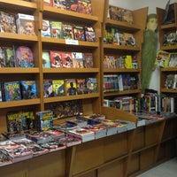 Photo prise au Madrid Comics par Nerea M. le6/28/2013