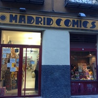 Foto tomada en Madrid Comics por Nerea M. el 1/3/2013