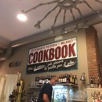 Foto scattata a Cookbook da Stefano 🎃 il 5/18/2017