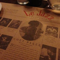 Foto tirada no(a) Le Jazz Brasserie por Luis Henrique M. em 6/24/2013