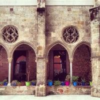 Foto tomada en Convent de Sant Agustí por Oriol L. el 10/29/2013