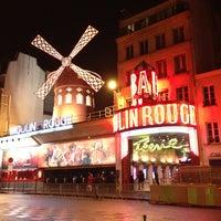 Das Foto wurde bei Moulin Rouge von Aret S. am 1/11/2013 aufgenommen