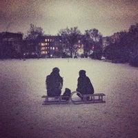 Das Foto wurde bei Viktoriapark von Ina L. am 1/23/2013 aufgenommen