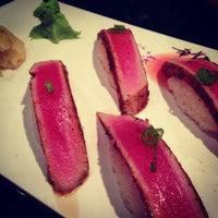 Foto tirada no(a) Kiku Japanese Steak House por Melissa B. em 6/2/2013