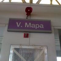 Foto tirada no(a) LRT 2 (V. Mapa Station) por Margie J. em 1/2/2013