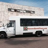 Photo prise au Discover Hawaii Tours par Kimo C. le6/5/2014