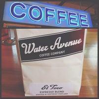 Снимок сделан в Water Avenue Coffee Company пользователем Meredith M. 7/15/2013
