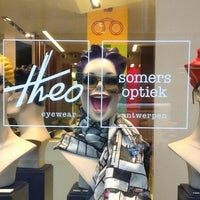1b598545f01043 ... Photo taken at Theo Somers Optiek by Miet V. on 1 22 2013 ...