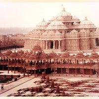 Foto tomada en Swaminarayan Akshardham por TJ G. el 10/4/2012