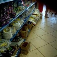 Photo taken at Mercadinho Norte Sul by Rodrigo G. on 2/14/2013