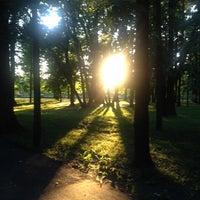 Снимок сделан в Лефортовский парк пользователем Rebecca S. 6/5/2013