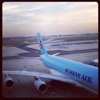 10/20/2012 tarihinde Philipp E.ziyaretçi tarafından Terminal 2'de çekilen fotoğraf