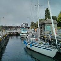 Foto scattata a Hiram M. Chittenden Locks da Samson il 8/8/2013