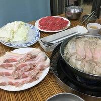 Das Foto wurde bei 長白小館 von りん am 9/5/2018 aufgenommen