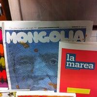 Photo prise au Madrid Comics par Ricardo M. le2/28/2013