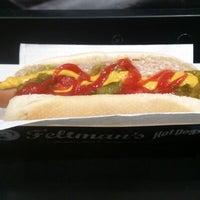 Foto diambil di Feltman's Hot Dogs oleh Ricardo M. pada 2/15/2014
