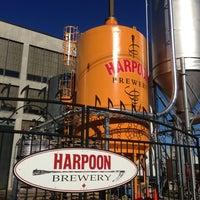 Снимок сделан в Harpoon Brewery пользователем Danielle P. 10/13/2012
