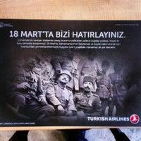 Снимок сделан в THY A.O. Merkez (Teknik) Lokantası пользователем Burak A. 3/18/2013
