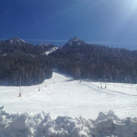 รูปภาพถ่ายที่ Grand Hotel Presolana & Spa โดย Matteo L. เมื่อ 3/19/2013