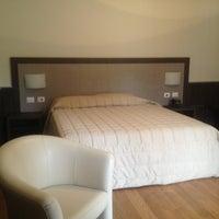 รูปภาพถ่ายที่ Grand Hotel Presolana & Spa โดย Matteo L. เมื่อ 5/15/2013