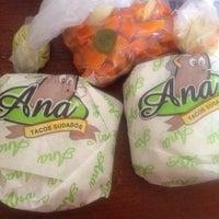 Foto tomada en Tacos Ana Original por Ariana' C. el 8/25/2015