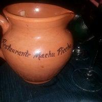Foto tirada no(a) Restaurante Machu Picchu por Lulu C. em 8/18/2013