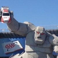 Снимок сделан в Dover International Speedway пользователем Valerie G. 9/30/2012