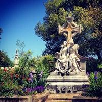 Das Foto wurde bei Oakland Cemetery von Chad E. am 5/12/2013 aufgenommen